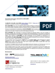 Presentación proyecto editorial SELLO ARSGAMES - Nota de prensa