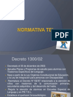 Normativa TEL