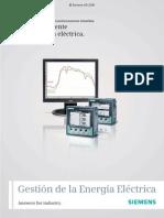 e20001-A109-l300-X-7800 Gestion de La Energia Siemens