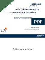 Economía para Ejecutivos M2 - Reunión 2