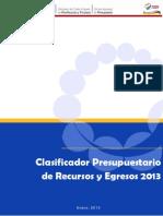 CLASIF-PRESUP-2013