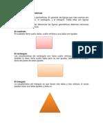 Tipos de figuras geométricas