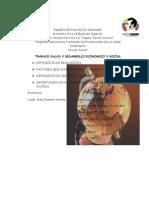 Trabajo de Salud y Desarrollo Obj II
