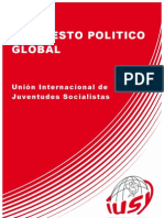 Manifiesto Político Global IUSY