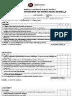 Math - Program Materials Evaluation Rubric 5.8.2013-1