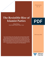 The Resistible Rise of Islamist Parties (Viewpoints No. 23)