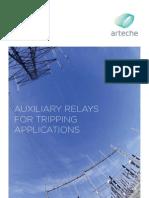 Arteche Ct Tripping-relays En
