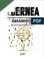 Ernest Bernea – Maramureşul, ţară românească