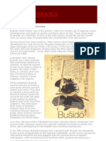 Bushido Code of the Samurai