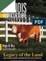 Illinois Agriculture 2013
