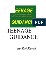 TEENAGE GUIDANCE (PART I)