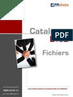 Catalogue Fichiers B2B Effidata