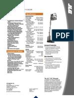 20MSP Mobile Stock Picker Spec Sheet