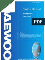 FR-251 Manual Servicio