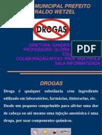 Trabalho Sobre Drogas - Prof Gloria