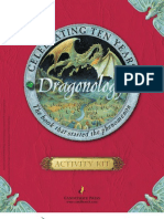 Dragonology 10th Anniversary Activity Kit