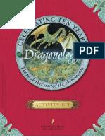 Dragonology 10th Anniversary Activity Kit