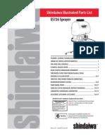 Fumigadora ES726