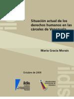 Derechos Humanos en Las Carceles Venezolanas - Maria Gracia Morais