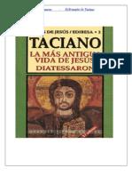 Taciano El Diatessaron- Evagelio Apocrifo