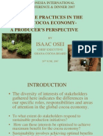 Ghana Cocobod Report