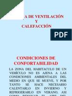 Ventilacin y Calefaccin