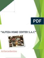 Analisis del Sistema Contable de la fabrica de muebles Alfeza Home Center SAC
