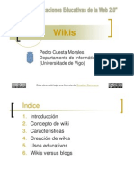 3eso Introduccion Wikis Ppt