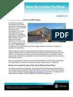 New Rec Facilities Update_Summer 2013