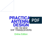 Making your own Discone Antenna