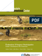 Évaluation D'impact Participative