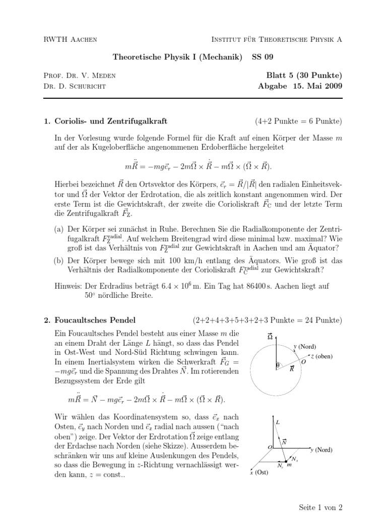 Erfreut Ist Die Erde Ein Inertialsystem Galerie - Benutzerdefinierte ...