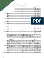 Concertino Para Viola MAHLE