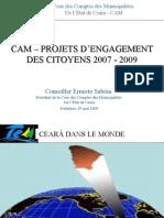 Gouvernement pour des Citoyens Informés Sabóia
