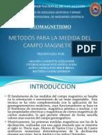Metodos Para La Medicion Del Campo Magnetico