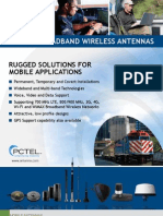 201141pctel Broadband Mobile Antenna Brochure