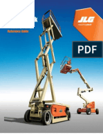 Electric Powered Aerial Work Platform Reference Guide