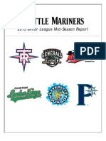 2013 MiLB Mid-Season Report