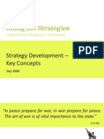 Business Strategy Development - Key Concepts