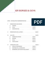 BORGES&GOYA Dossier Presse