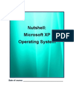 Microsoft Operating Systems