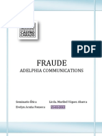 Fraudes de Empresas