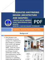 PPT Integrated Wayfinding Design