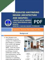 PPT Integrated Wayfinding Design