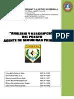 Análisis+de+Puesto+SIGSESA