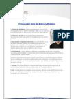 Coaching - Fórmula del Exito - Anthony Robbins