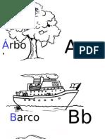 Abcedario Ilustrado