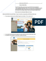 Spanish Website Instructions