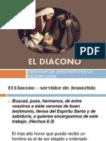 EL DIACONO Presentacion 2