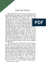Hierocles Der Stoiker - R. Philippson